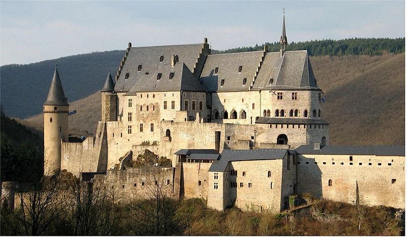 Château Vianden